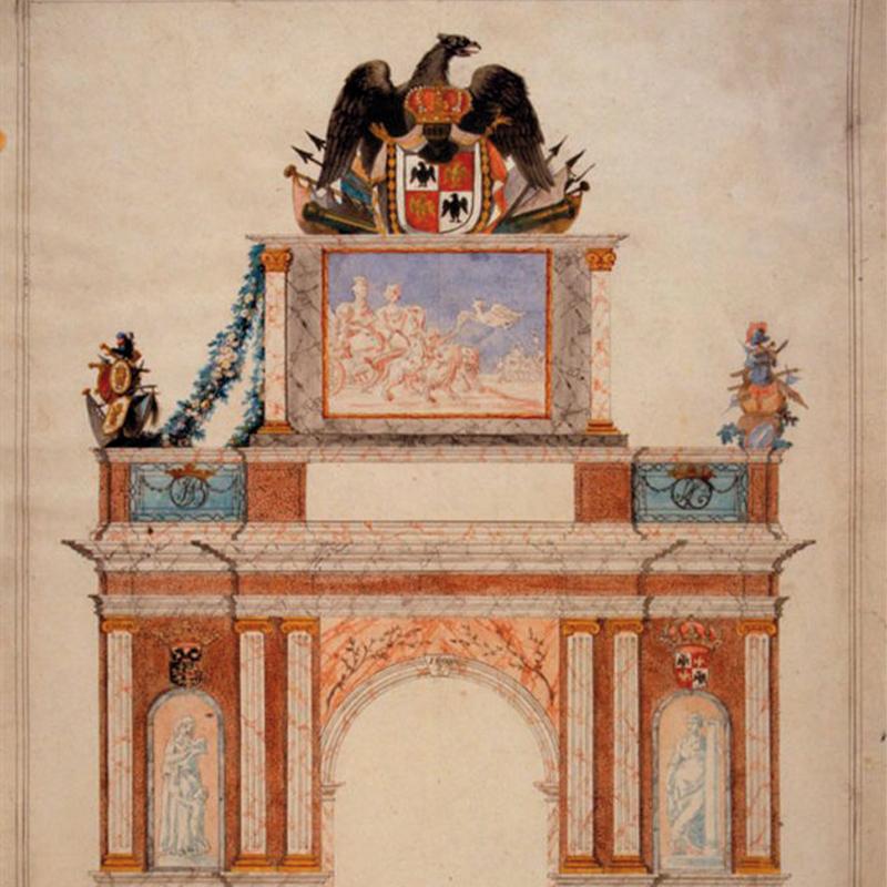 Een ereboog voor Napoleon