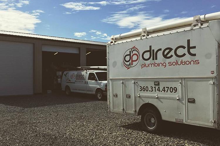 direct plumbing solutions battle ground wa shop
