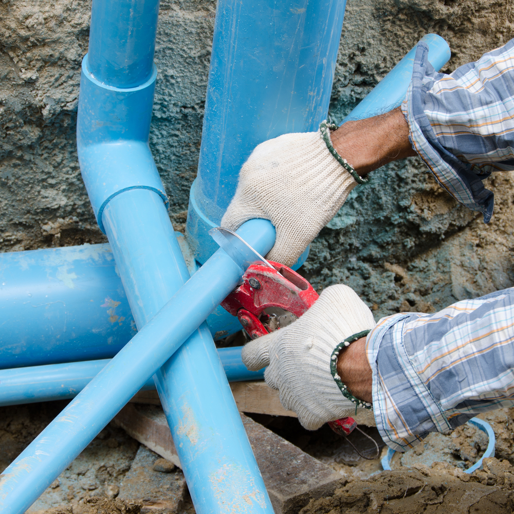 water line repair in clark county