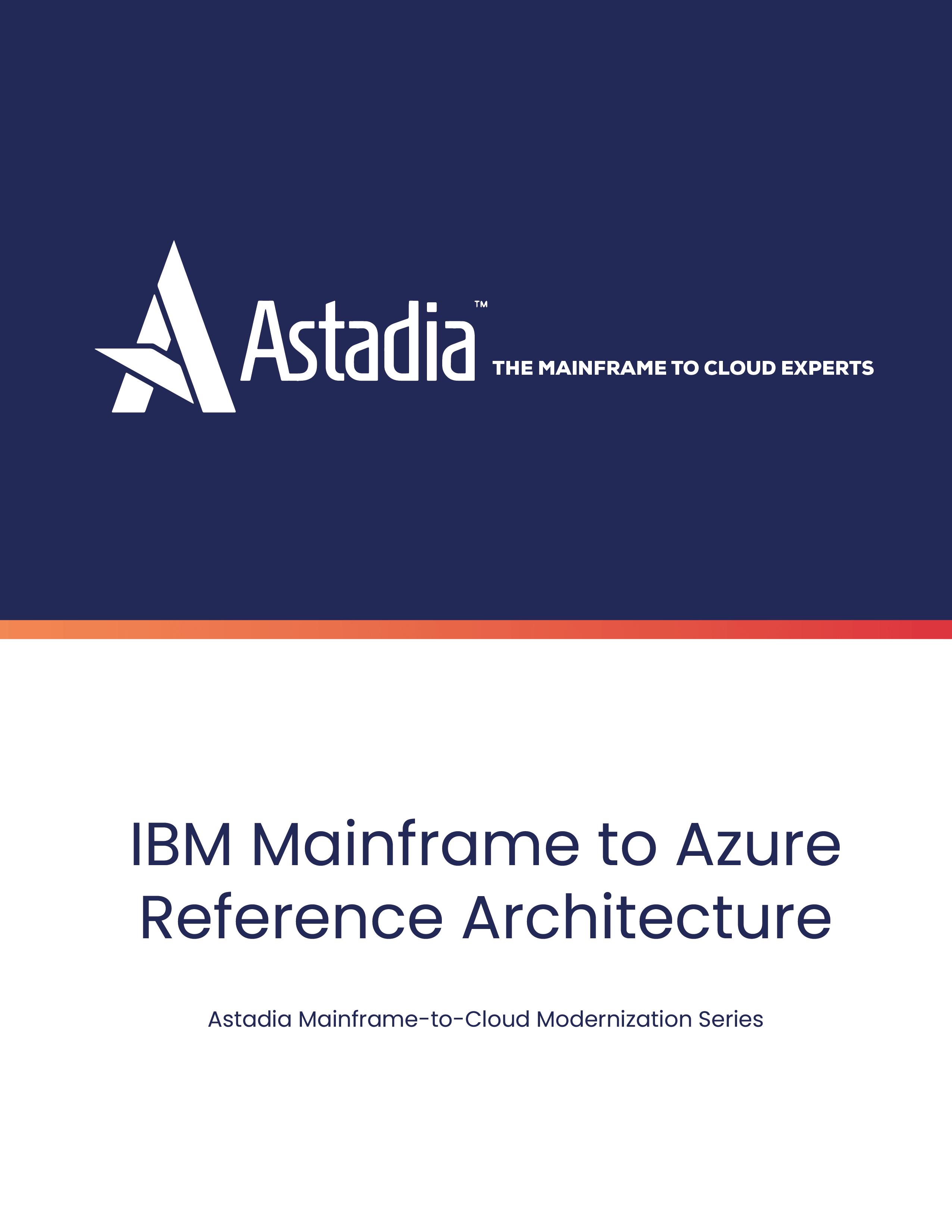IBM Mainframe to Microsoft Azure: Whitepaper