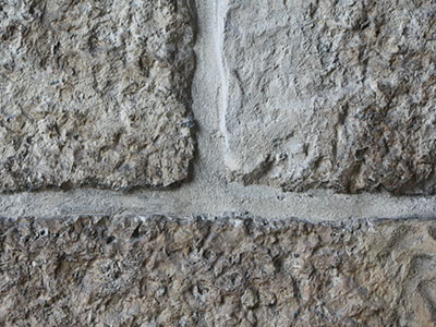 Grout and stone sealing