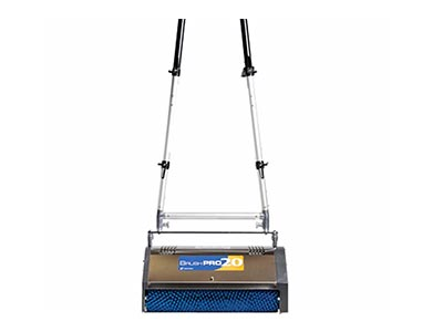 Deep scrub carpet equipment