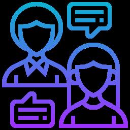 people_talking_icon