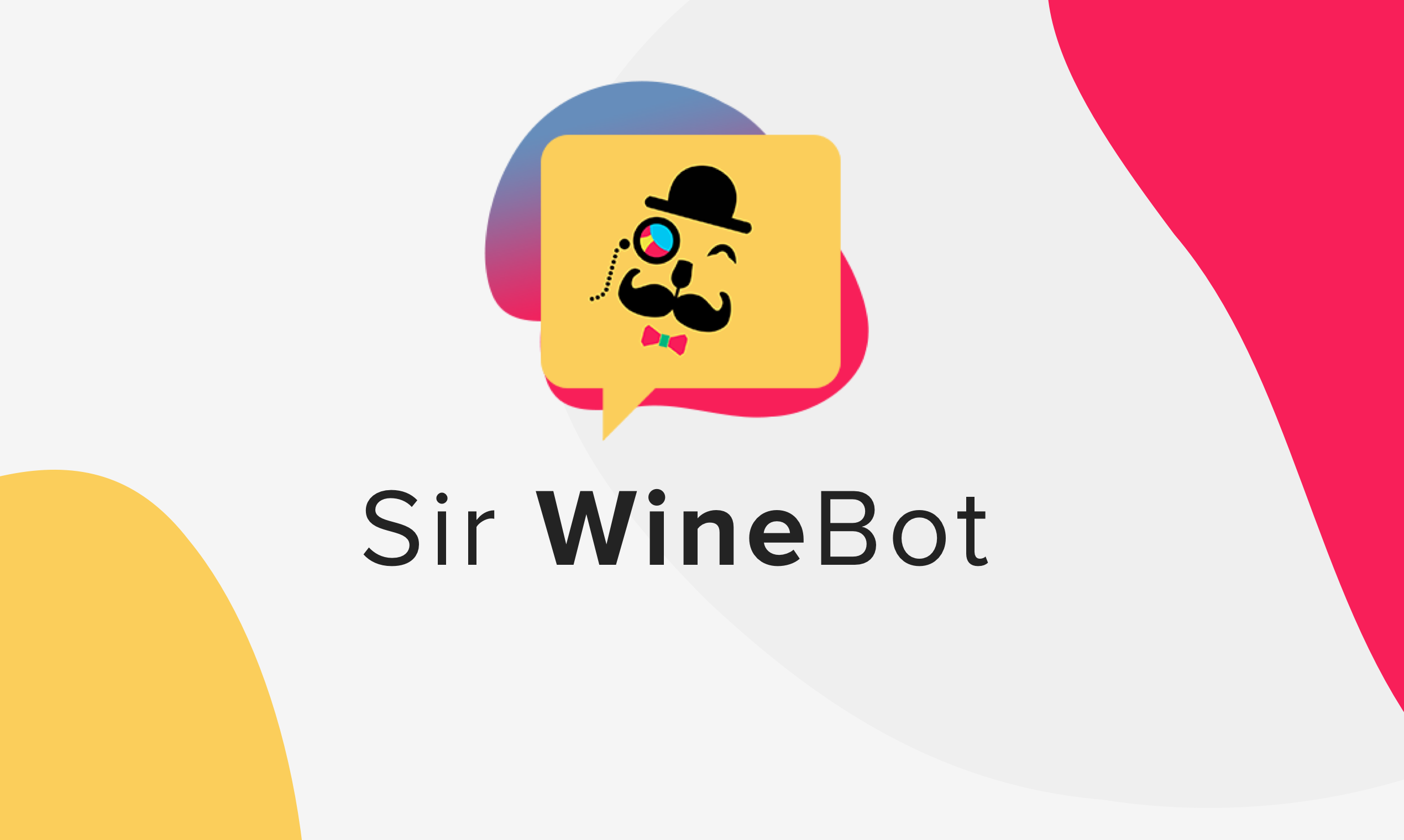 Sir WineBot Design concept by Deskree Studio