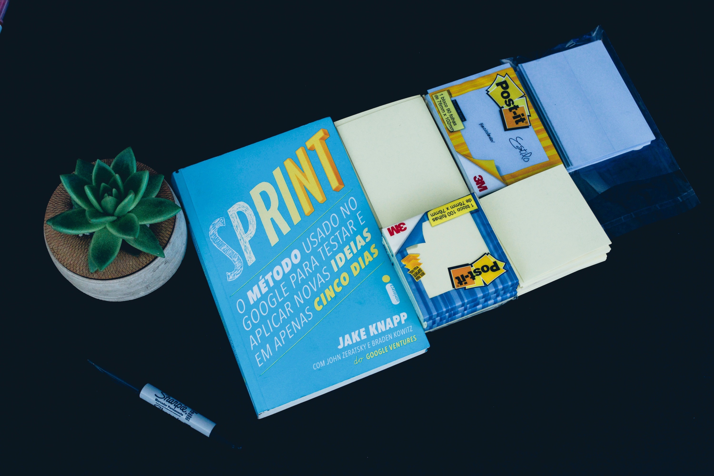 Design sprints book
