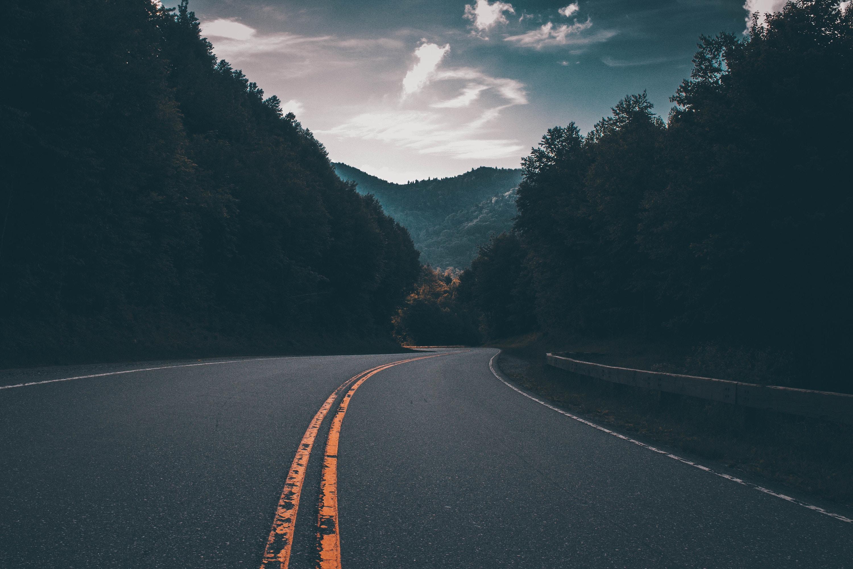 Canadian road