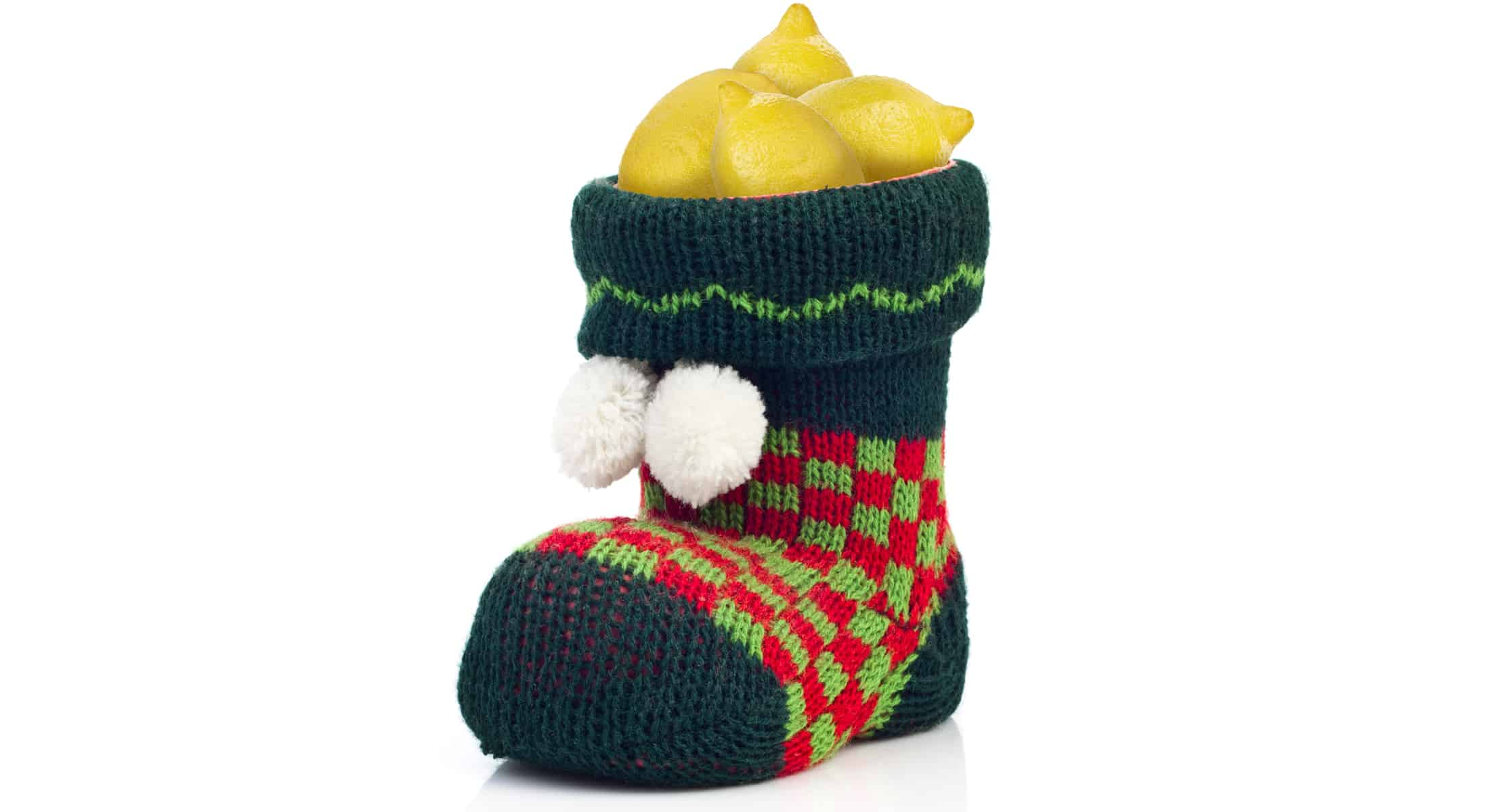 Storing lemons in your socks is as dumb as data without context
