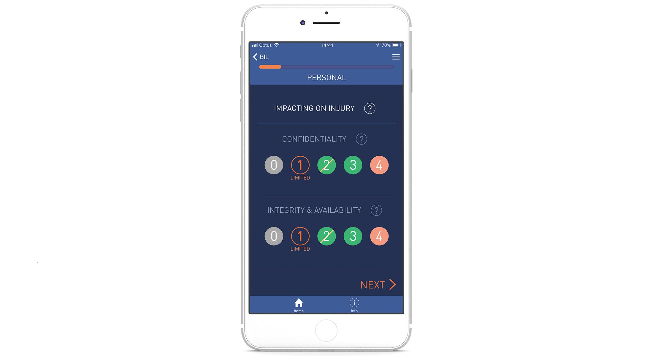BIL App
