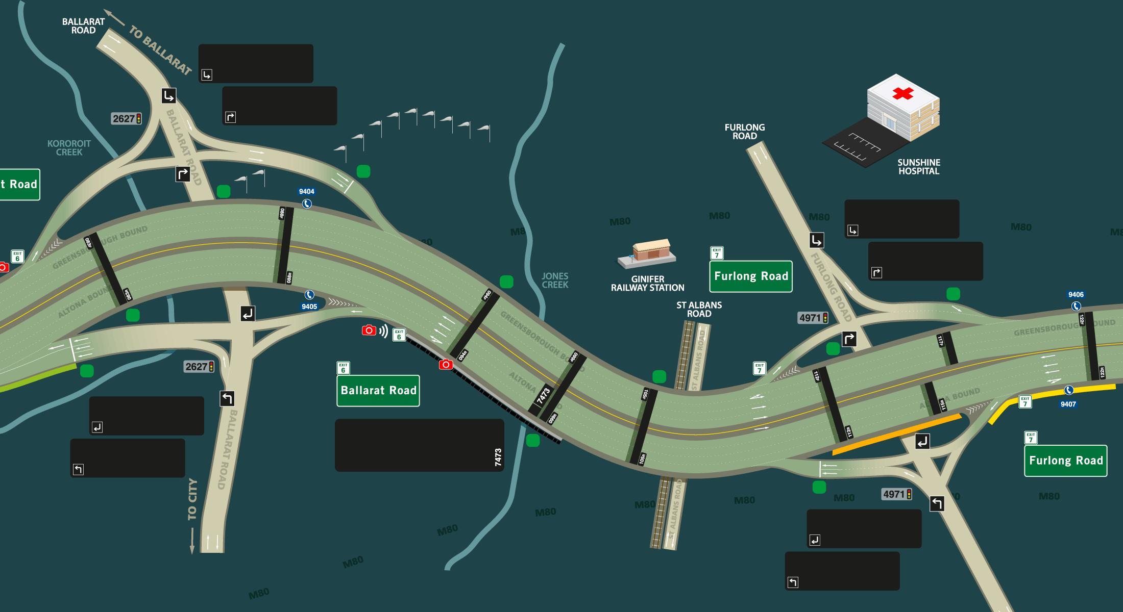 Road Schematics