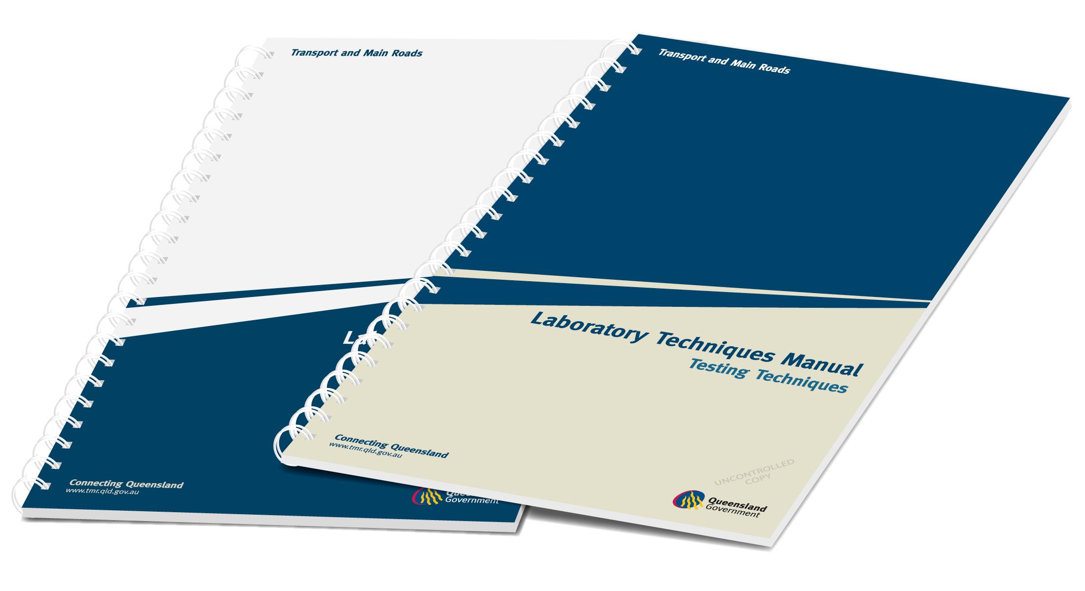 Laboratory Techniques Manuals