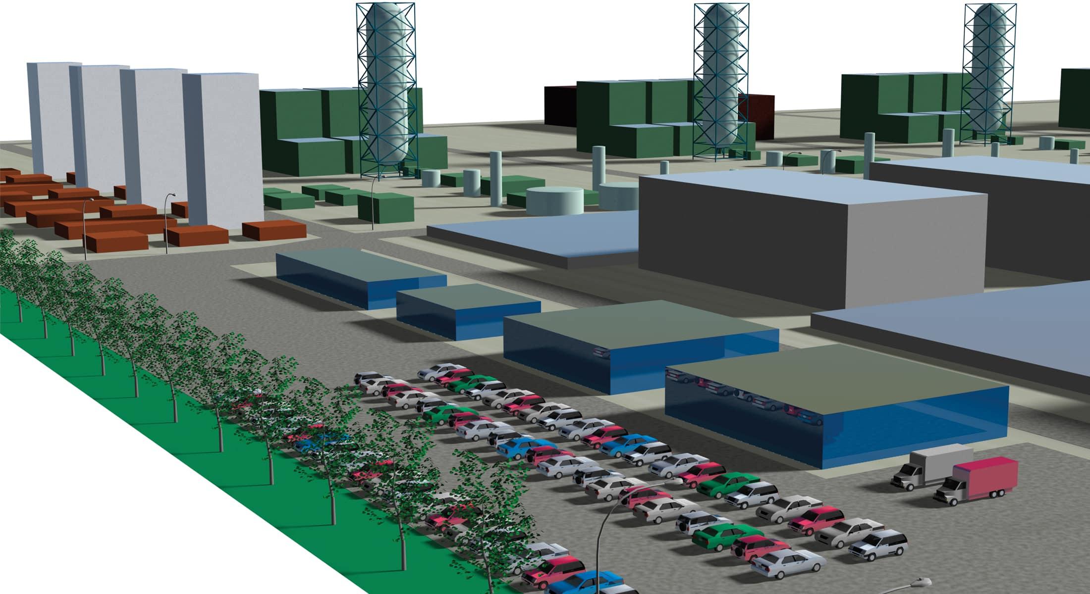 Power Plant Model