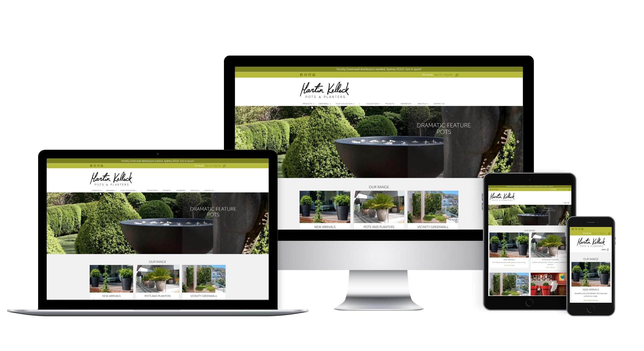Wholesale Website