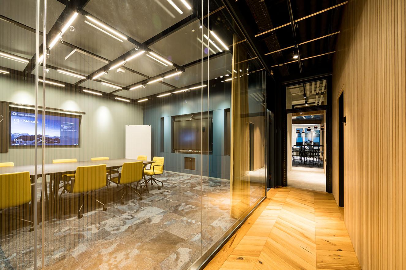 Mercato Meeting Room Coworking Lounge Tessinerplatz