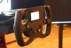 Pro-Sim XAP Simulator Steering Wheel - Real wheel used in GP2/GP3
