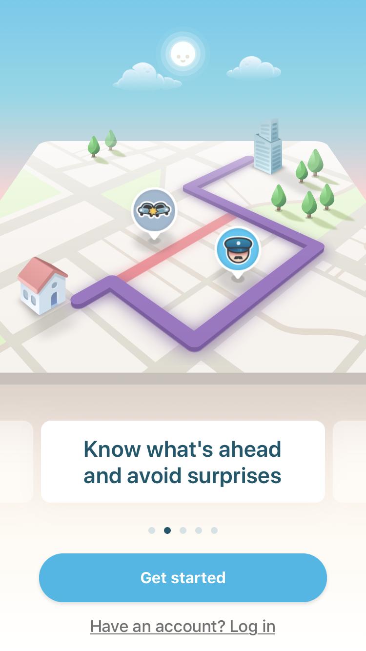 Waze's Upfront Benefits