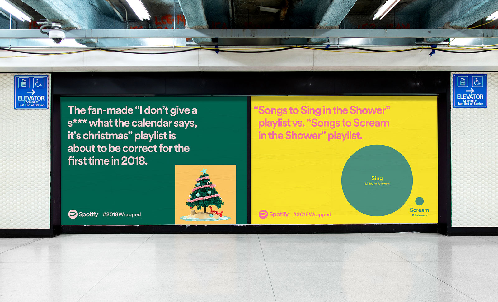 Spotify's Personalized 2018 Wrapped Campaign