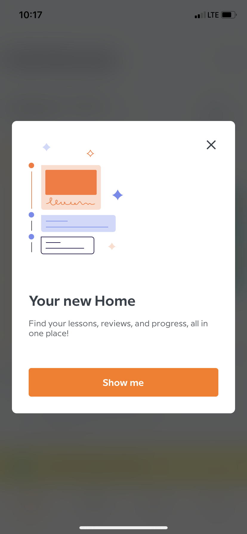 babbel app user onboarding mobile dashboard
