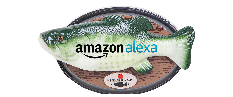 Amazon Alexa powered toy
