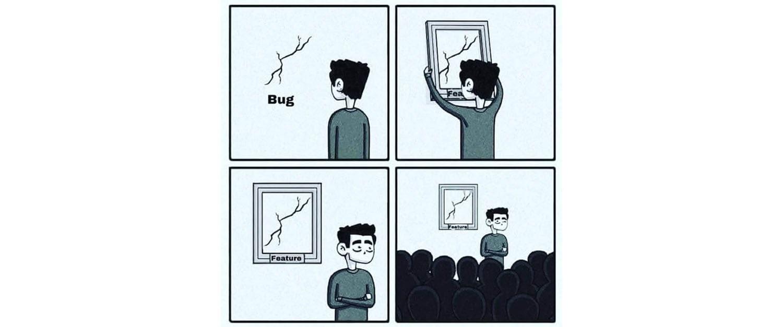 funny web development meme