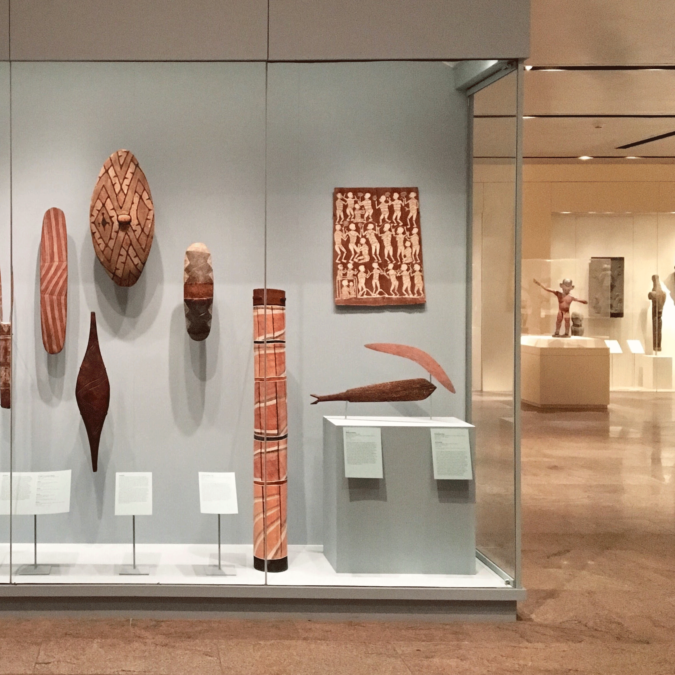 museum with artifacts, new york