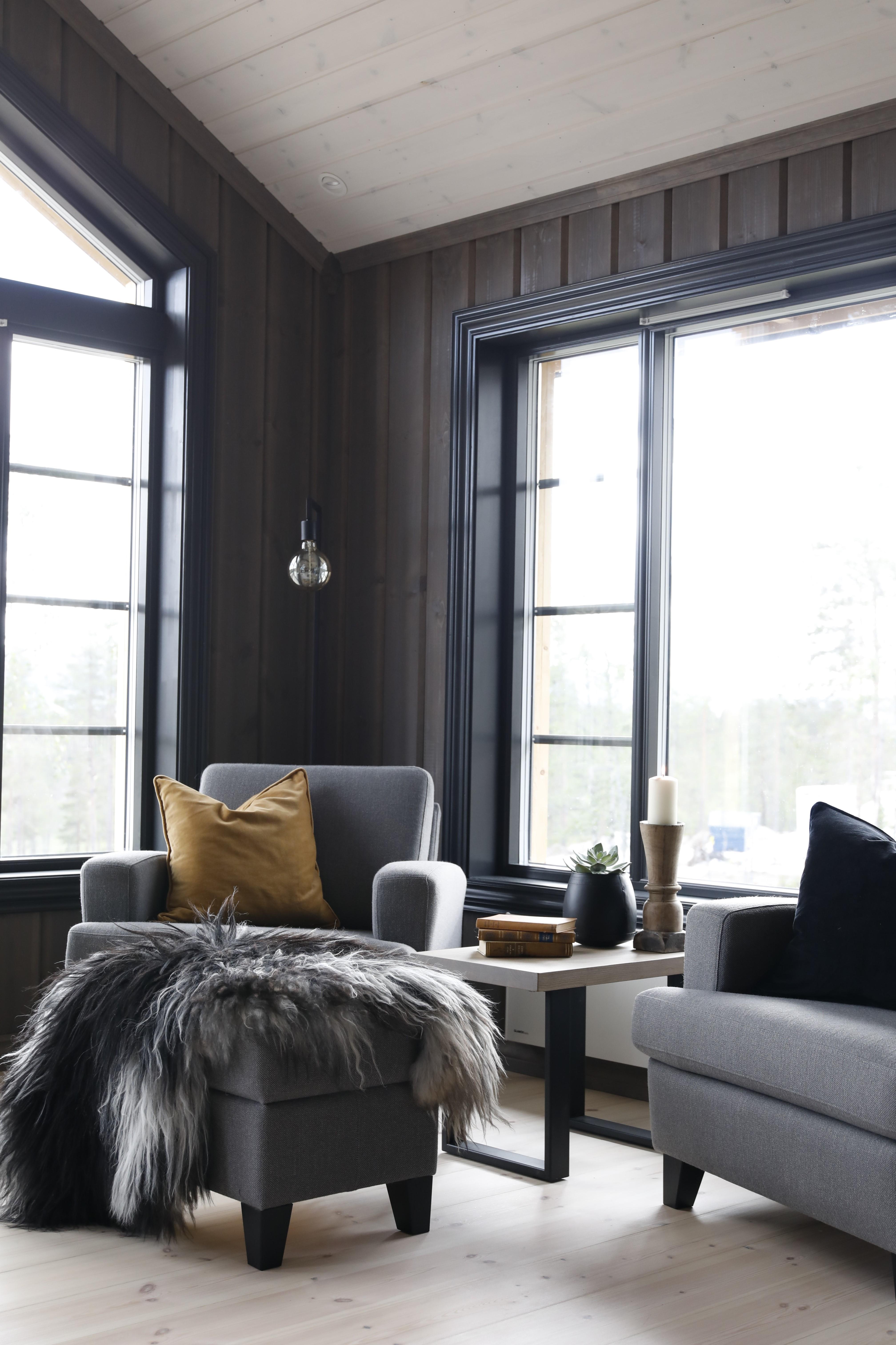 Telemarkhytter Storeble Panorama oppstue 10