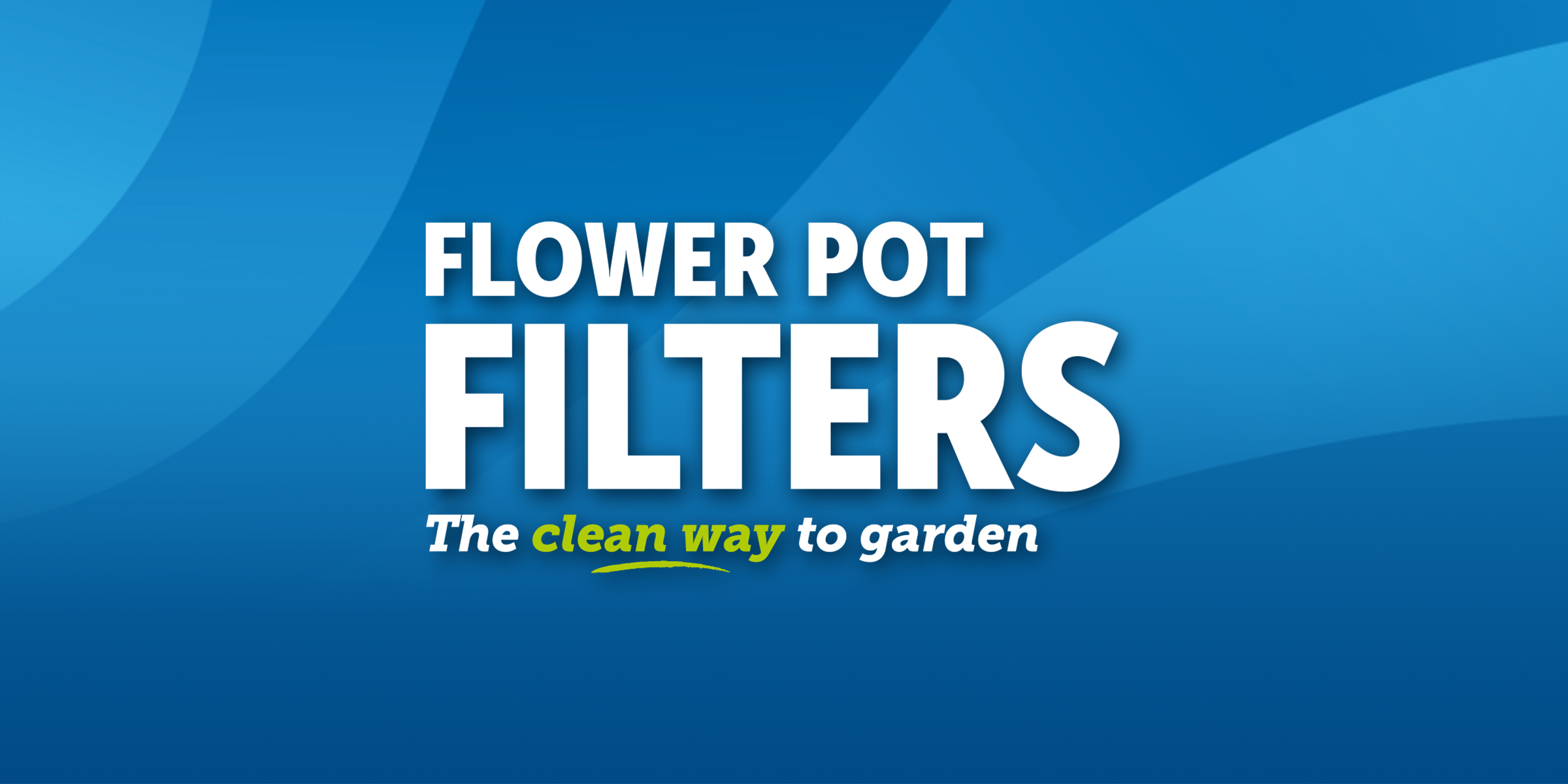 Flower Pot Filters product logotype