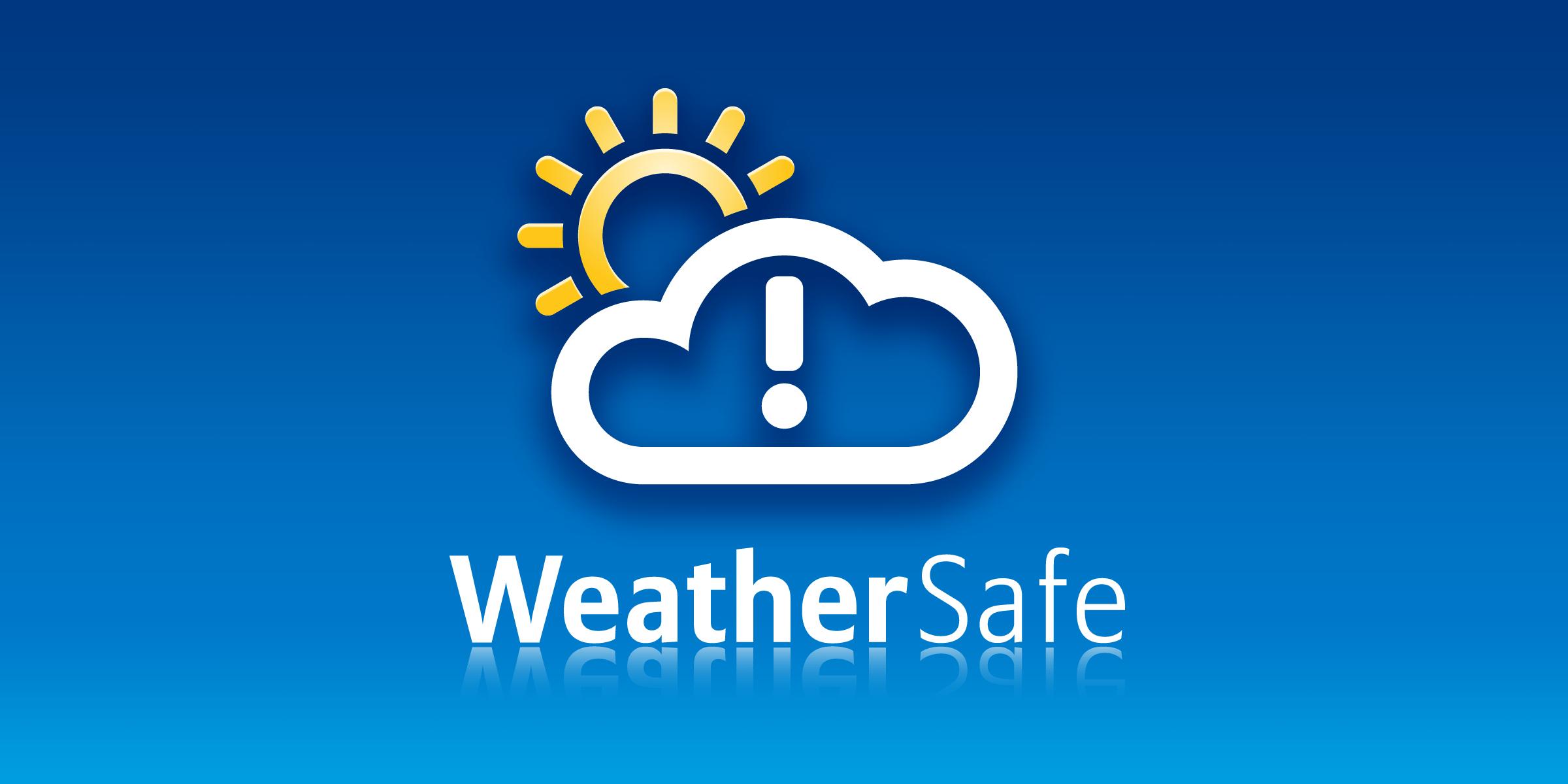 Logo for Allianz WeatherSafe service