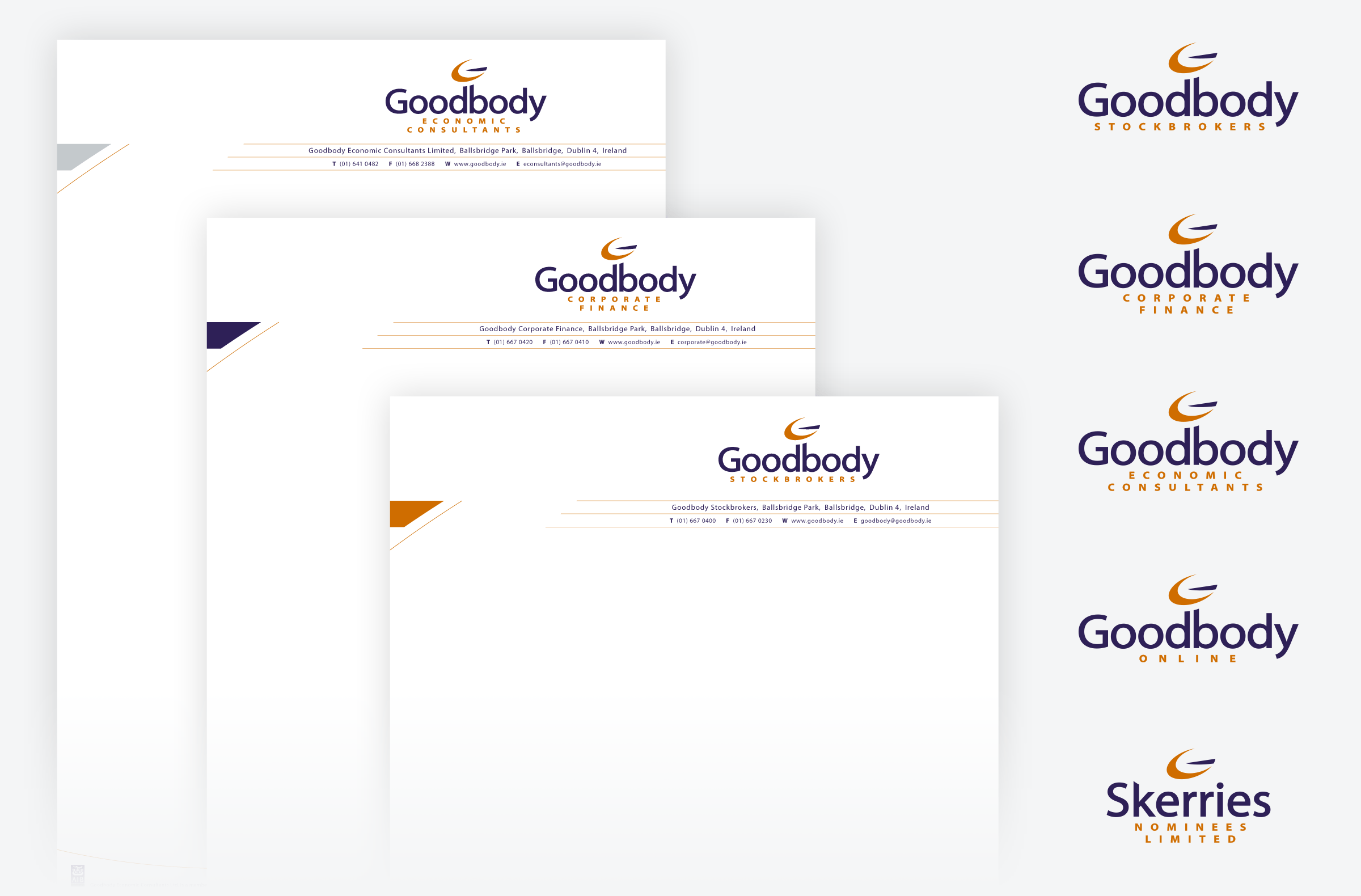 Identity & Stationery Suite