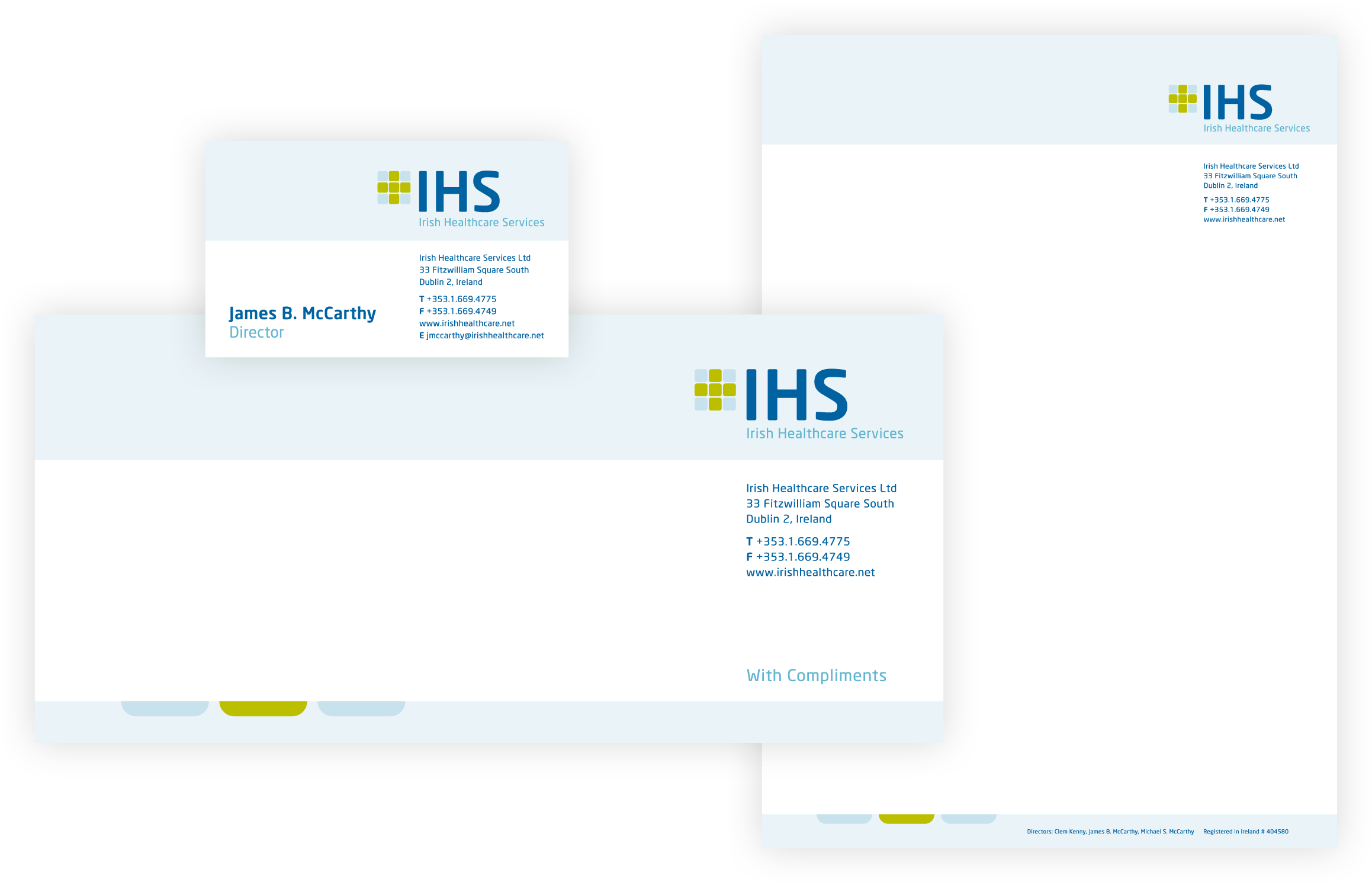 Simple Stationery Suite