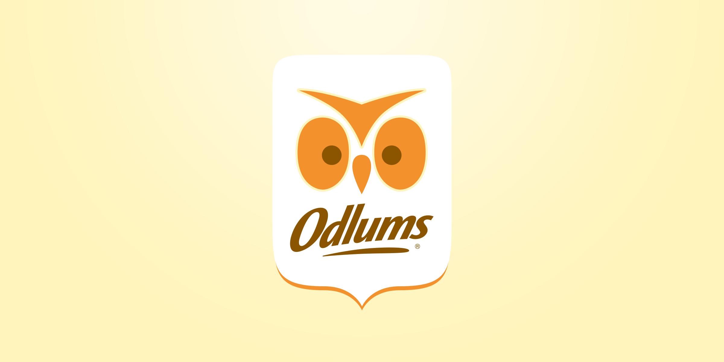 Odlums Brand Identity Refresh