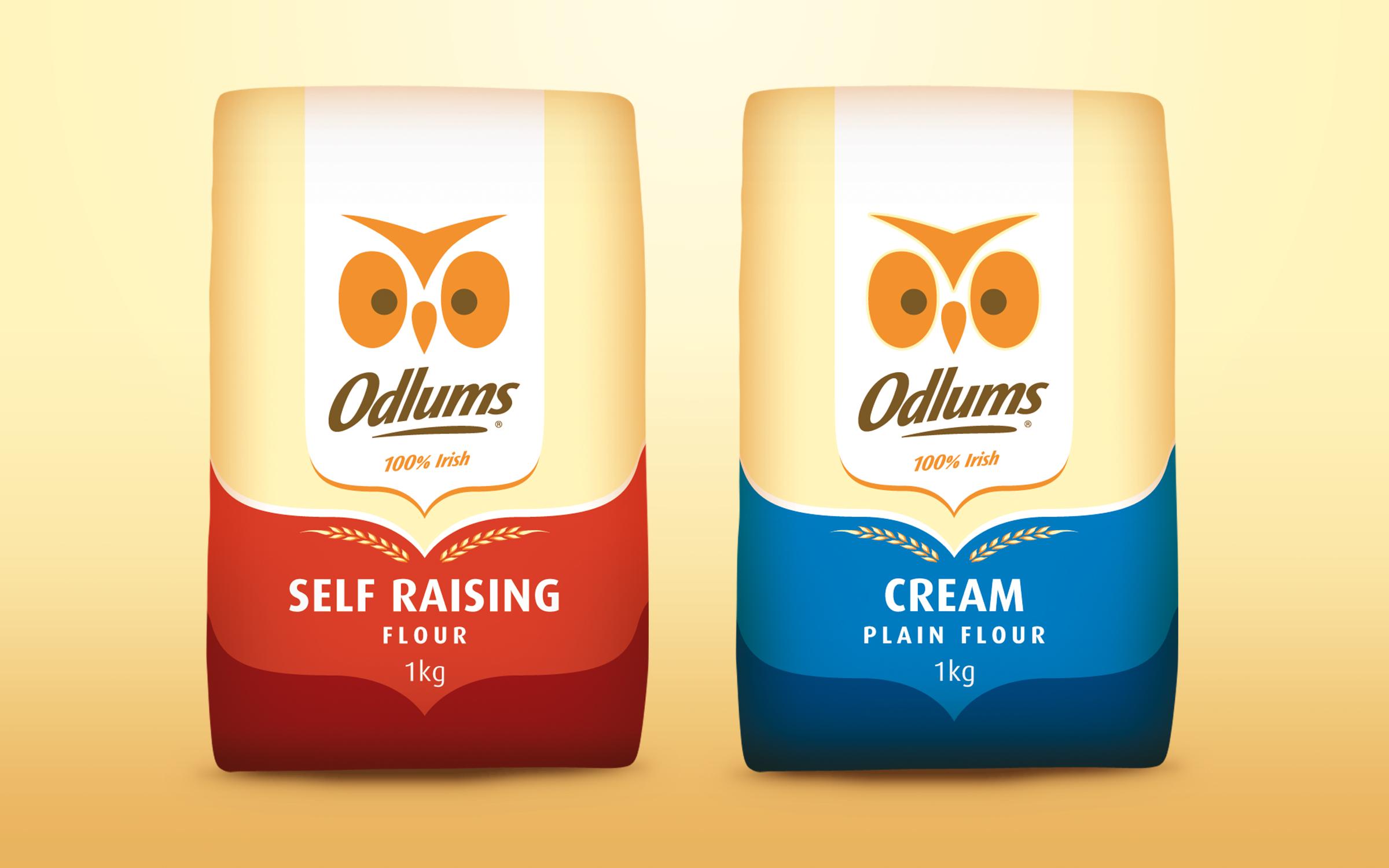 Odlums Packaging Design System