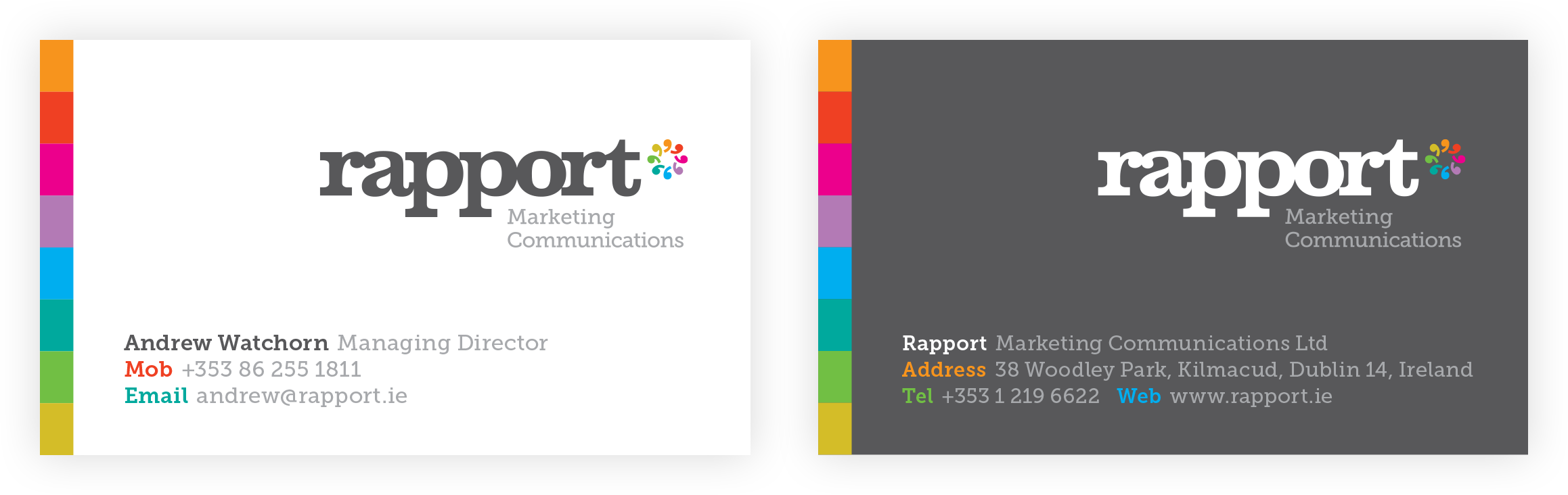Rapport Business Card