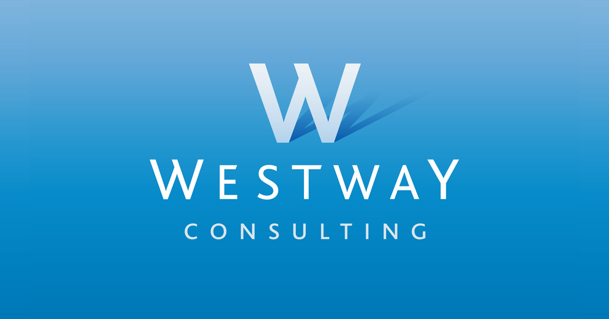 Logo and business card design for consulting services company