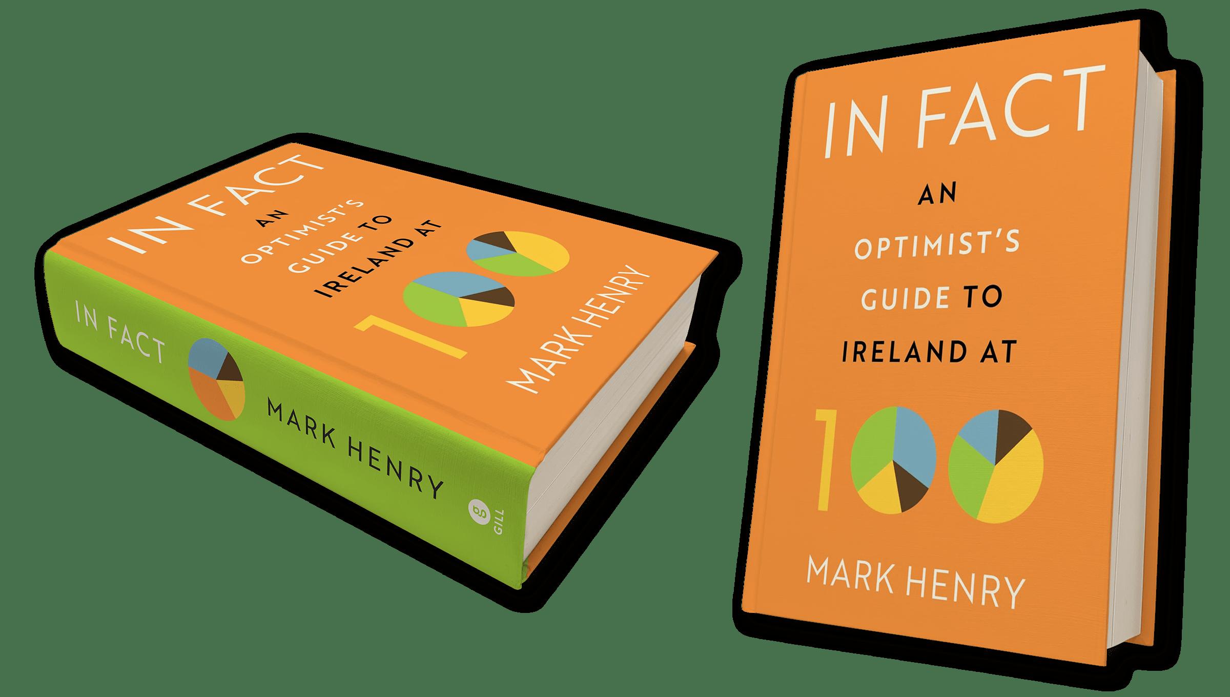 Mark Henry book mockups