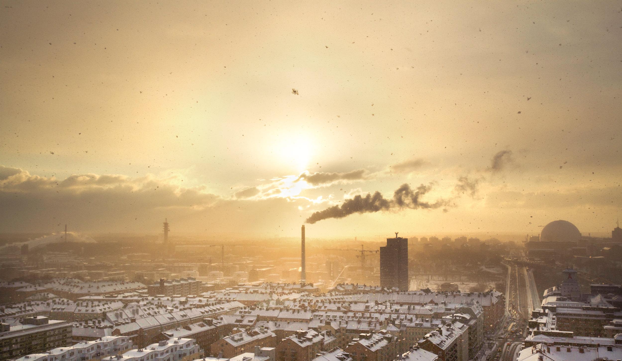 Sector/Industry Smokestack