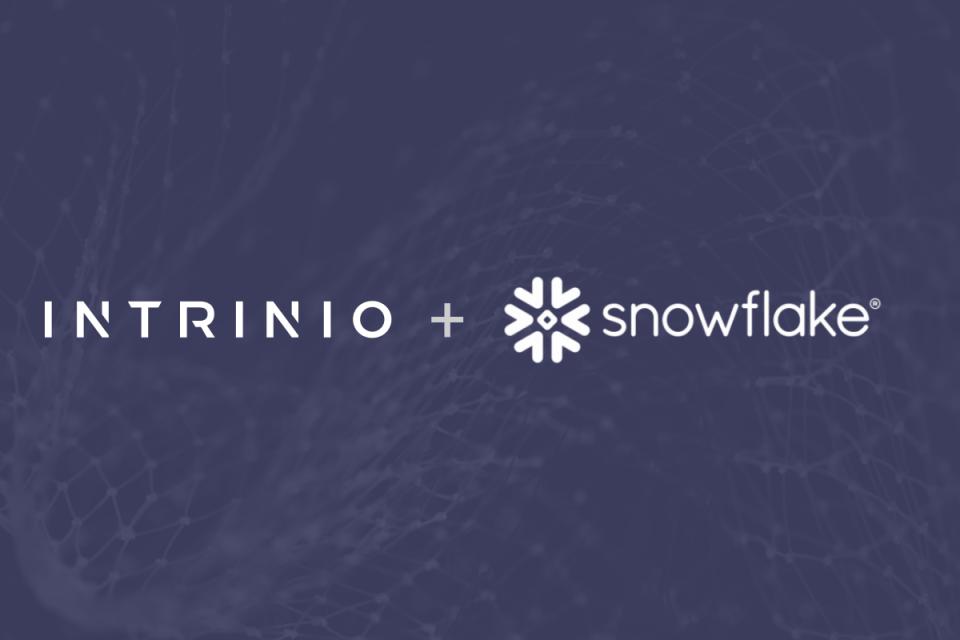Intrinio + Snowflake