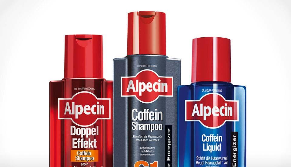 Alpecin Packungen