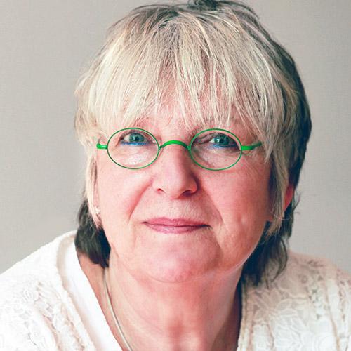 Portrait Renate Kuhlmann