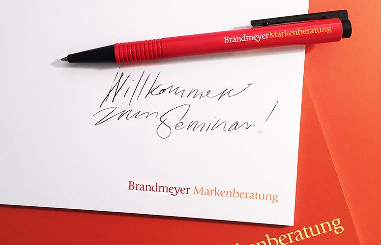 Schreibblock Seminar
