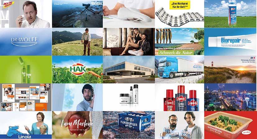 Die Projekte und Erfolge der Brandmeyer Markenberatung auf einen Blick
