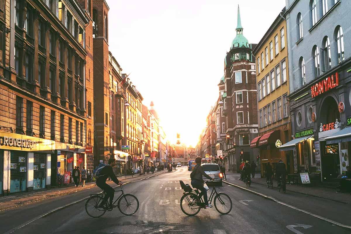 Copenhagen City Brand