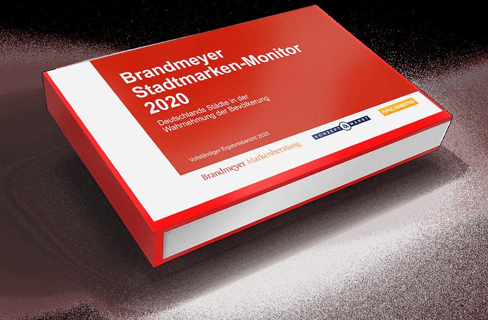 Brandmeyer Stadtmarken-Monitor Deutschland 2020