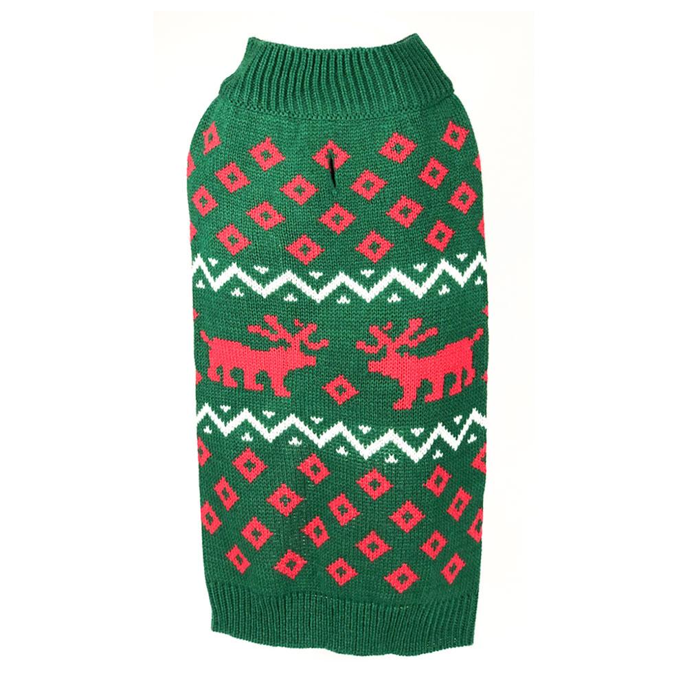 Holiday Reindeer Sweater