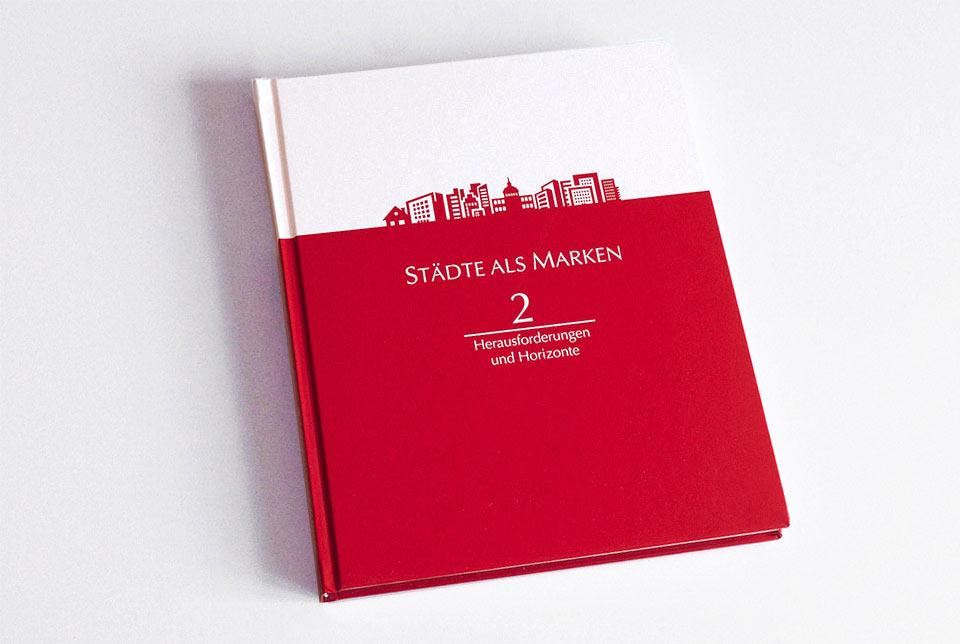 Bild des Buches Städte als Marken 2