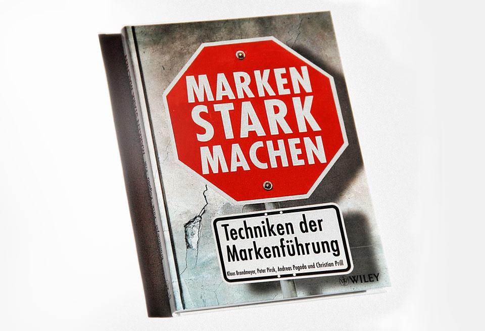 Bild des Buches Marken stark machen