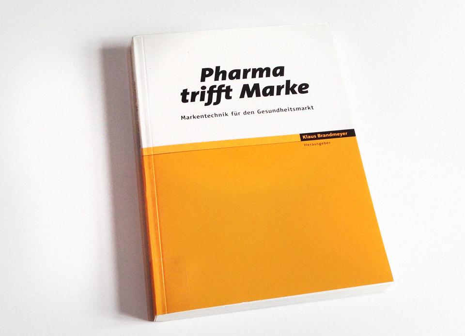 Bild des Buches Pharma trifft Marke