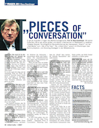 """Pieces of Conversation – 7 Fragen an Klaus Brandmeyer"""