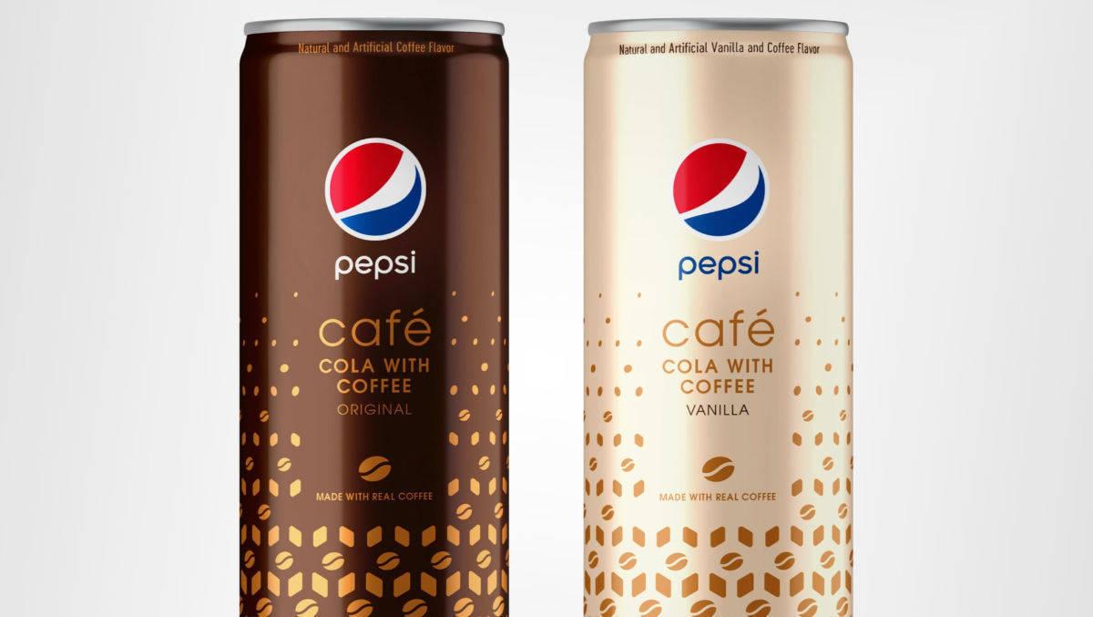 Pepsi café neue Dose