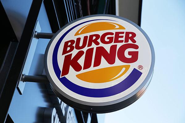 Burger King Restaurant Logo