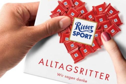 Ritter Sport Alltagsritter